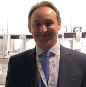 FRANCO CHIOZZI, MANAGING DIRECTOR CB AUTOMATION
