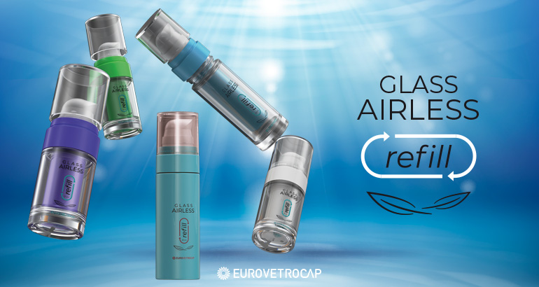 eurovetrocap airless refill