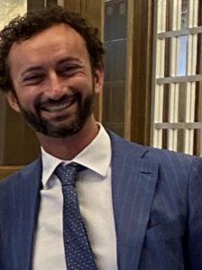 Sandro Ballariano, Direttore della Divisione Cosmetica Faravelli